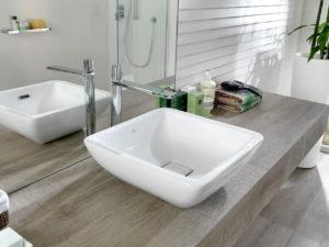 Bol type sinks